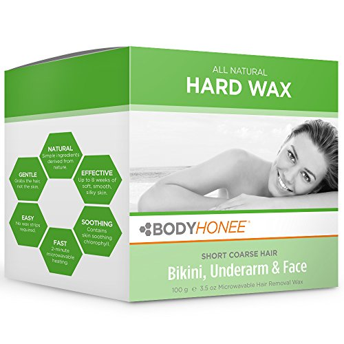 New Hard Wax Kit Underarms Remover
