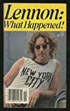 img - for Lennon: What Happened! book / textbook / text book