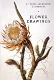 img - for Flower Drawings (Fitzwilliam Museum Handbooks) book / textbook / text book