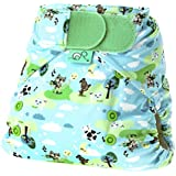Tots Bots 5-18 lb Stretchy Wrap Hey Diddle Print