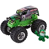Hot Wheels Monster Jam Grave Digger Vehicle (1:64 Scale)