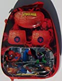 Spider-Man (Spiderman / Spider Man) Mini Backpack Tin Lunch Box