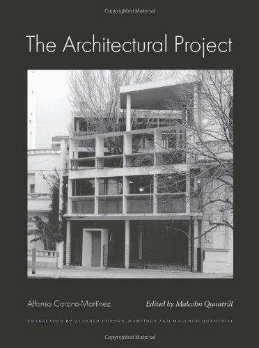 The Architectural Project (Studies in Architecture and Culture)