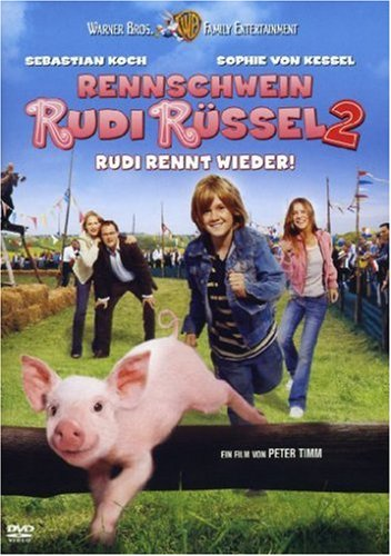 Руди – гончий поросенок
