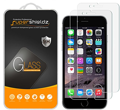 2-Pack-iPhone-7-Tempered-Glass-Screen-Protector-Supershieldz-Anti-Scratch-Anti-Fingerprint-Bubble-Free-3D-Touch-Compatible