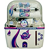 DEAL AQUAGRAND AQUA SWIFT RO+UF+UV+MINERAL+TDS CONTROLLER 10 Ltr ROUVUF Water Purifier With Free 2 Extra Candle