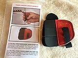 Wilson Black Widow Leather 3 finger under Shooting Tab RH Medium