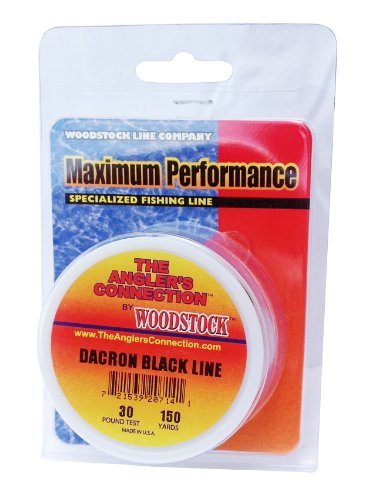 Woodstock dacron fishing line by woodstock fishing line at for Dacron fishing line