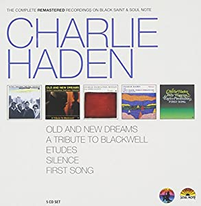 Complete Black Saint / Soul Note - Charlie Haden