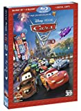 echange, troc Cars 2 - Combo Blu-ray 3D active + Blu-ray 2D + copie digitale [Blu-ray]
