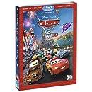 Cars 2 [Combo Blu-ray 3D + Blu-ray + DVD + Copie digitale]