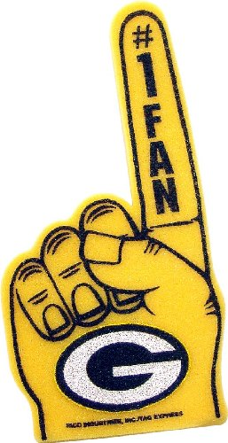 Green Bay Packers Foam Finger from Rico