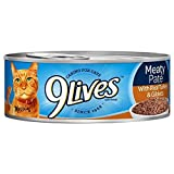 9Lives Meaty Paté With Real Turkey & Giblets