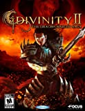 Book Cover For Divinity II: The Dragon Knight Saga [Online Game Code]