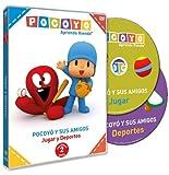 Pack: Pocoyó: Jugar + Deportes [DVD] en Español