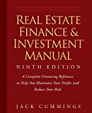 img - for Real Estate Finance and Investment Manual, 9 edition book / textbook / text book
