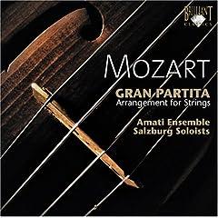 Mozart: Gran Partita - Arrangement for String