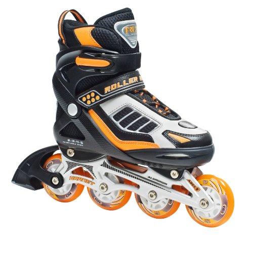 Roller Derby Hornet Pro Adjustable Boy's Inline Skates Skate