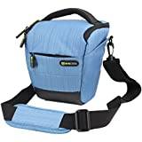 Evecase Blue Digital SLR Camera Holster Case/Bag For Canon EOS SL1 T5i T5 T4i T3i T3 T2i 70D 60D And More DSLR...