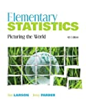 img - for Elementary Statistics: Picturing the World Plus MyStatLab with Pearson eText -- Access Card Package (5th Edition) book / textbook / text book
