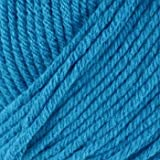 Lion Brand Cotton-Ease Yarn (148) Turquoise By The Each