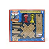 Learning Curve Thomas Wooden Railway Set Thomas and Friends Track Accessory Pack