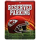 NFL Kansas City Chiefs Parking Sign at Amazon.com