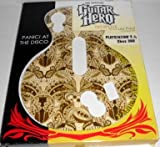 Guitar Hero Faceplate for Les Paul Controller - Panic at the disco (ps3 xbox360)