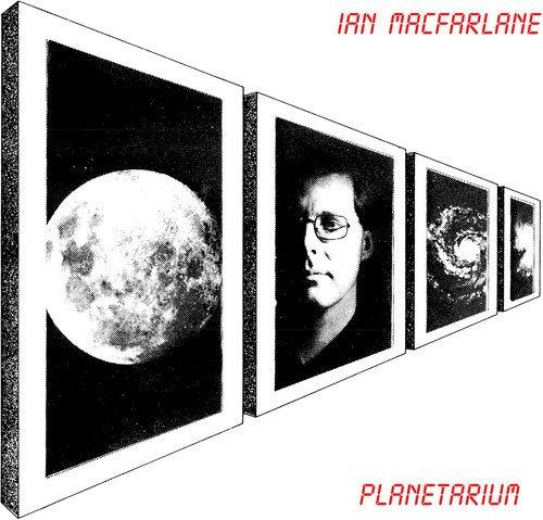 Vinilo : Ian Macfarlane - Planetarium (LP Vinyl)