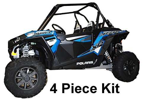 2014-2016 Polaris RZR XP 1000 XP1000 Lower Door Insert Panels (2014 Razor 900 Xp compare prices)