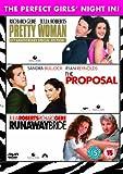 echange, troc Girls' Night In - Pretty Woman / The Proposal / Runaway Bride [Import anglais]