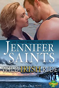Wild Irish Ride: A Southern Steam Novel by Jennifer Saints ebook deal