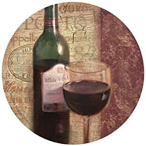 Thirstystone classic cabernet absorbent drink coasters home kitchen - Drink coasters absorbent ...