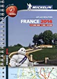 Mini Atlas France plastifié 2014 Michelin