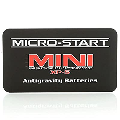 Antigravity Batteries AG-XP-1 Multi-Function Power Supply and Jump Starter