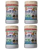 【4個セット】日本漢方研究所 ホタテの力くん 海の野菜・くだもの洗い 90g×4本(野菜用洗剤)
