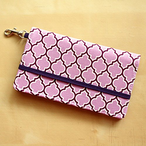 kailo-chic-large-cell-phone-wallet-purple-mrcn-with-key-clasp