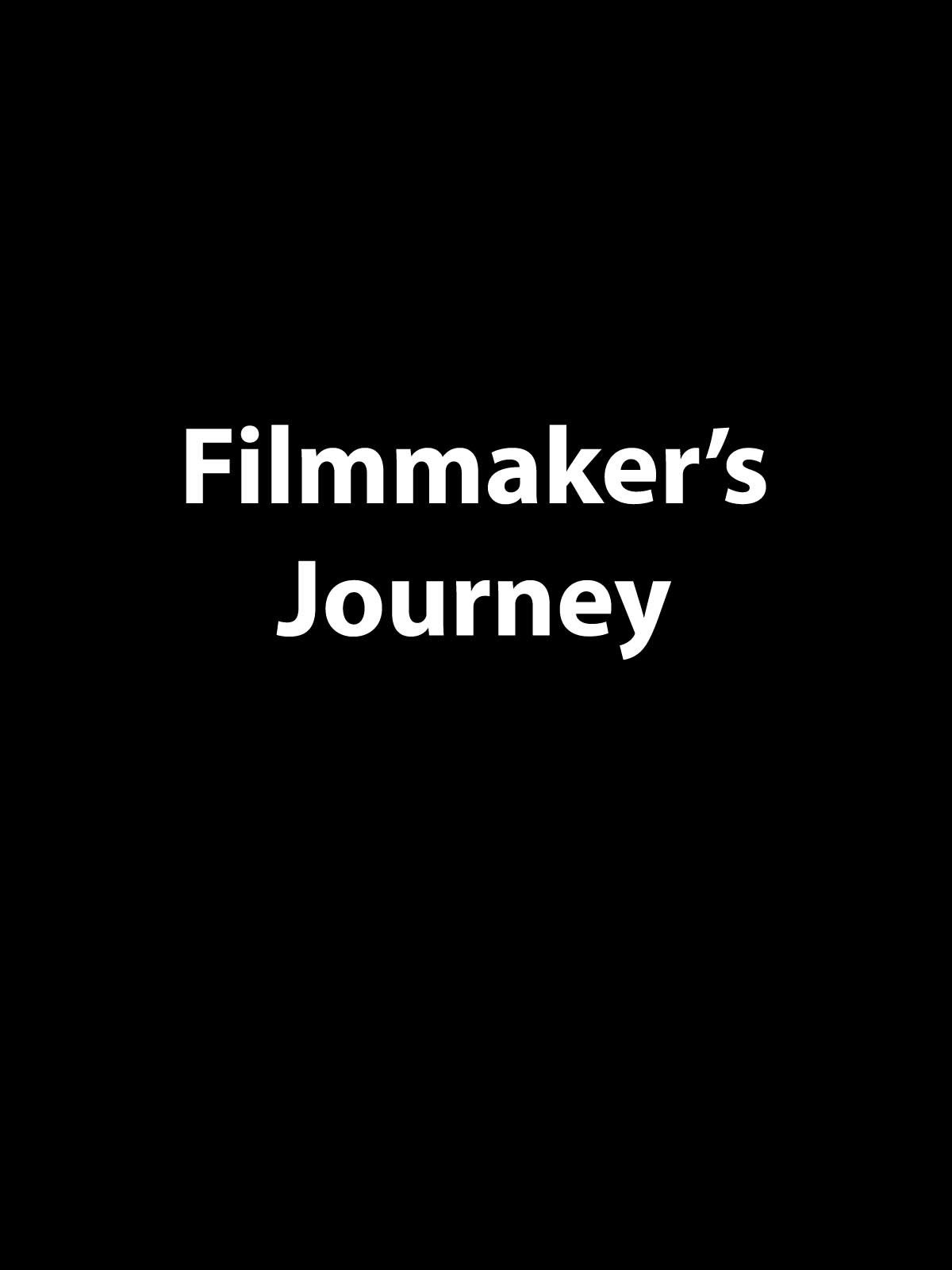 Filmmaker's Journey on Amazon Prime Video UK