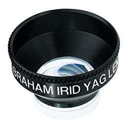 Abraham Iridectomy Yag Laser Lens