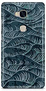 Huawei Honor 5X Back Cover by Vcrome,Premium Quality Designer Printed Lightweight Slim Fit Matte Finish Hard Case Back Cover for Huawei Honor 5X