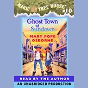 Magic Tree House, Book 10 Audiobook