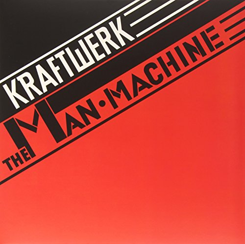 Kraftwerk - The Man-machine [vinyl] - Zortam Music