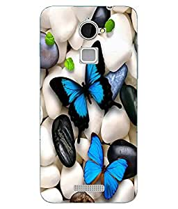 Snazzy Printed Back Case Cover For Coolpad Note 3 Lite