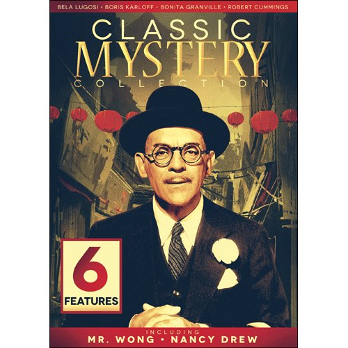 6 Feature Classic Mystery Collection (DVD)