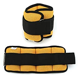 Pair of Reactor Wrist and Ankle Weight 6lb - Exercise