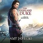 The Highland Duke Hörbuch von Amy Jarecki Gesprochen von: Penelope Hardy