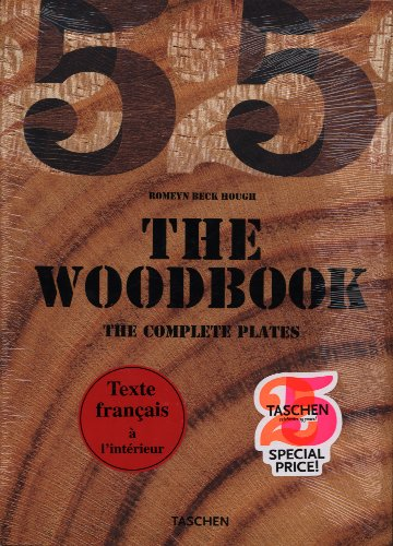 The Woodbook: The Complete Plates (Taschen 25th Anniversary) (German Edition)
