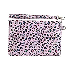 DooDa PU Leather Pouch Case Cover With Magnetic Closure & Video Viewing Stand For Dell Venue 8 Pro
