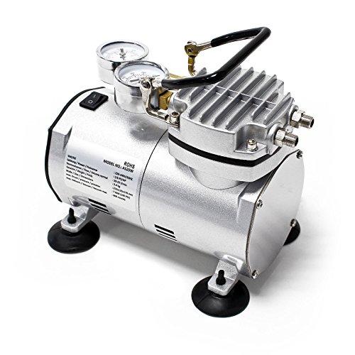 Airbrush-Kompressor-AS20W-mit-Vakuumpumpe