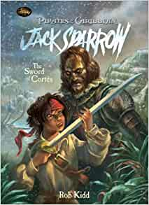 Amazon.com: The Sword of Cortes (Pirates of the Caribbean